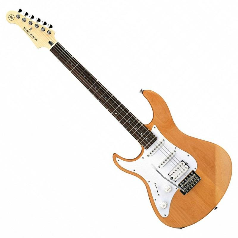 YAMAHA Pacifica 112JL YNS: Yellow Natural Satin