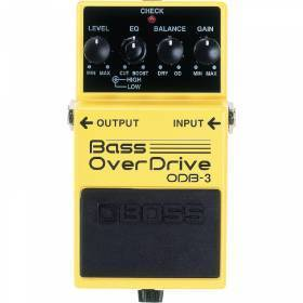 Педаль BOSS ODB-3 Bass OverDrive