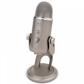 Микрофон Blue Yeti Platinum