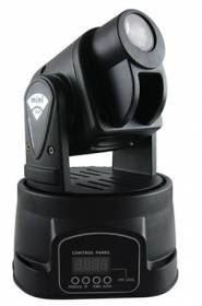 Вращающаяся голова SOLISTA 15W LED MOVING HEAD mini SPOT