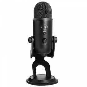 Микрофон Blue Yeti Blackout