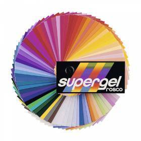 Светофильтр ROSCO Supergel №047 Light Rose Purple