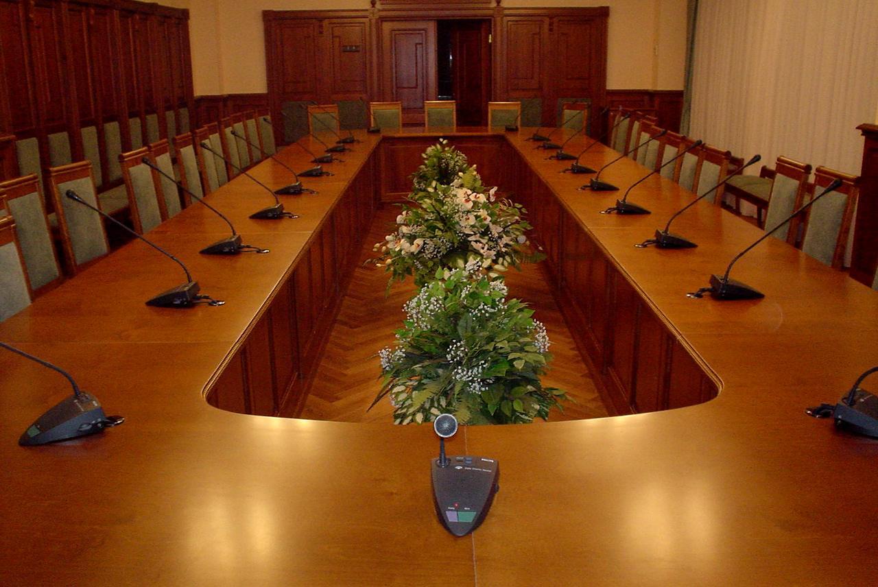 Картинка зал заседания