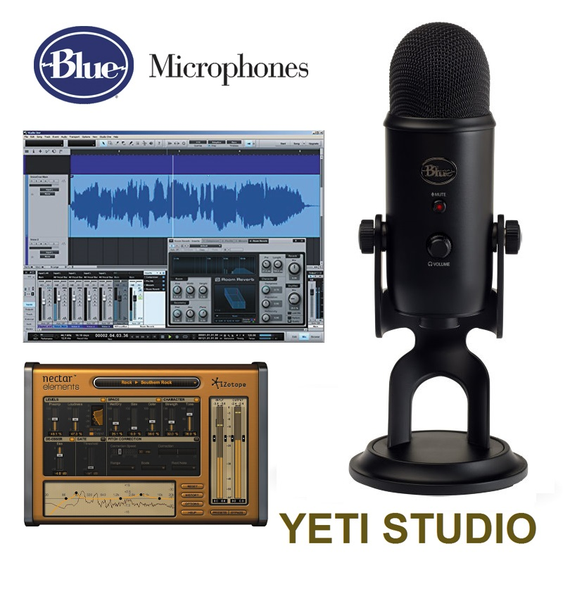 Yeti Blackout Studio