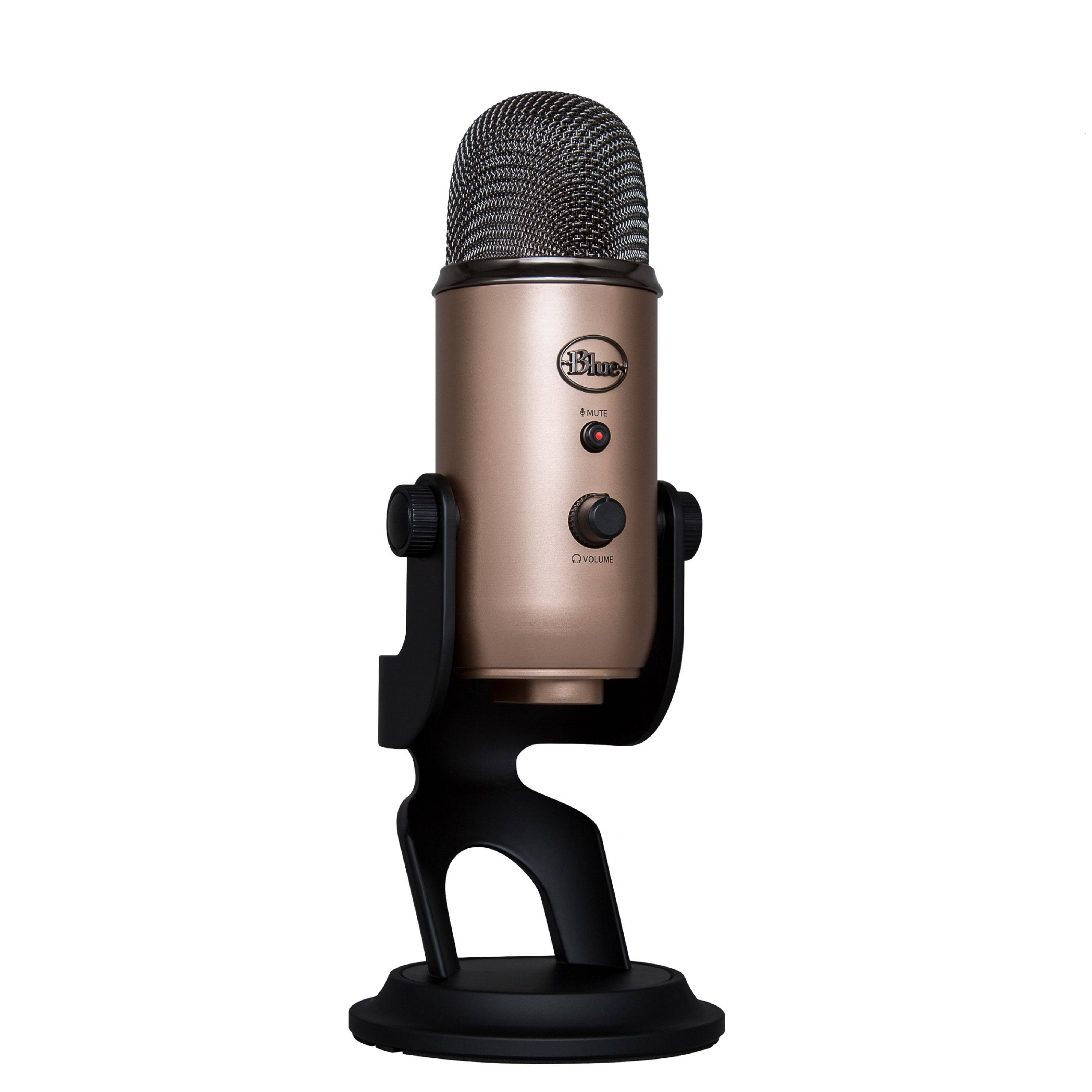Blue Yeti Aztec Copper