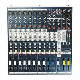 Микшерный пульт SOUNDCRAFT EFX-8