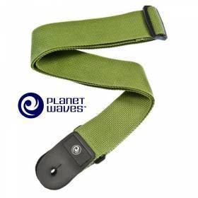 Ремень Planet Waves PWS107 Polypropylene Green