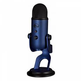 Микрофон Blue Yeti Midnight Blue