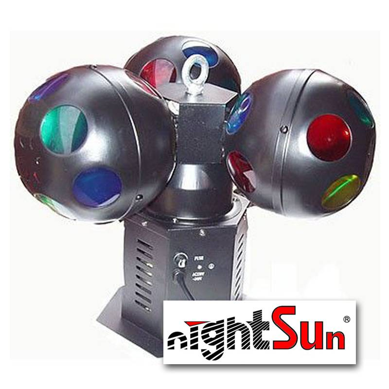 NIGHTSUN SG051 THREE BALL LIGHT
