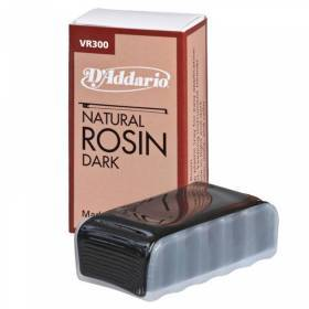 Канифоль D`Addario VR300 Natural Rosin Dark