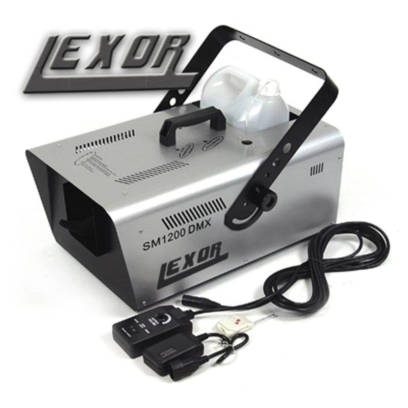 LEXOR Snow Machine SM-1200