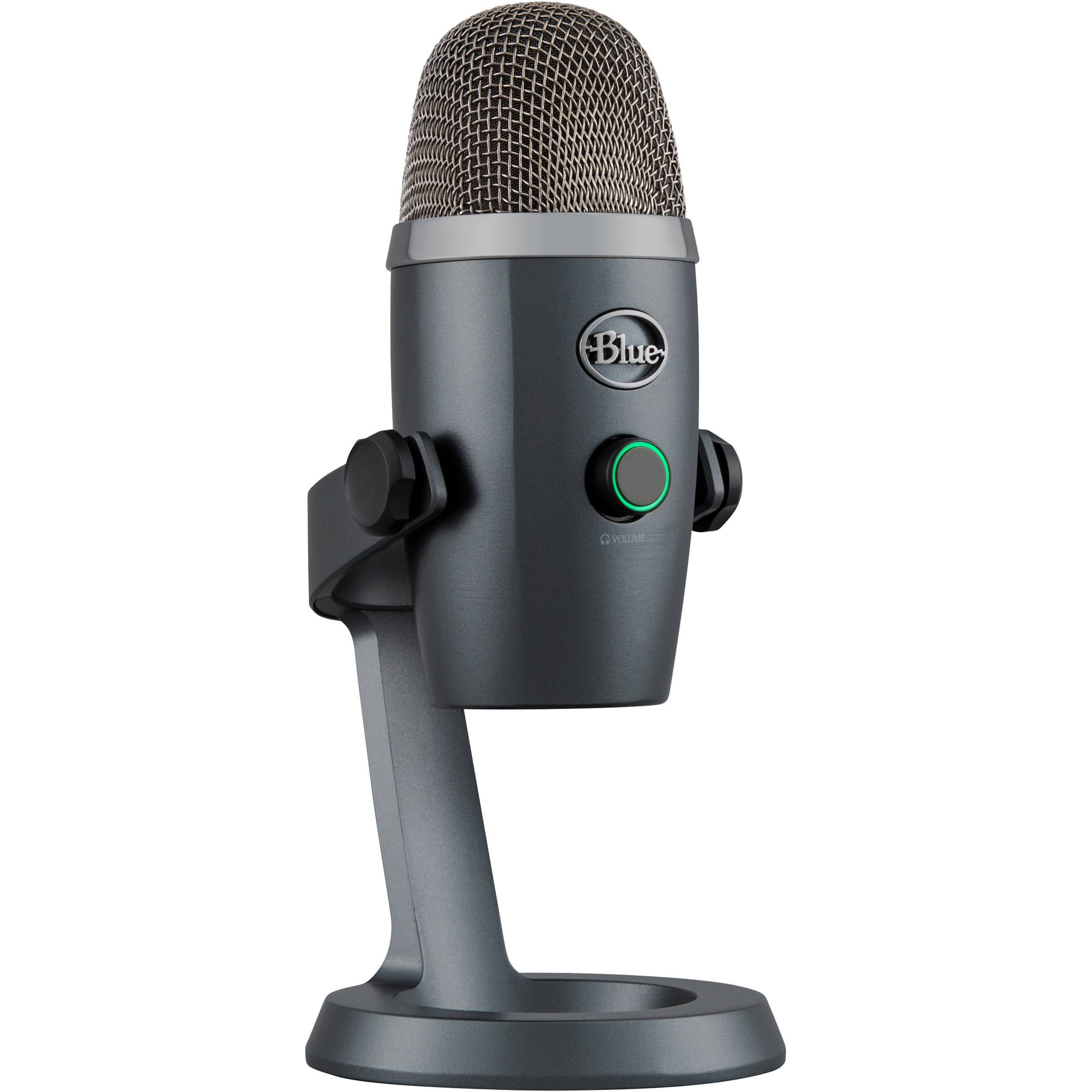 Blue Yeti Nano Shadow Grey