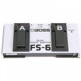 Педаль BOSS FS-6 Dual Foot Switch