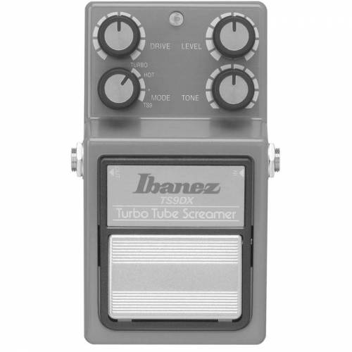 Педаль IBANEZ TS9DX Turbo Tube Screamer