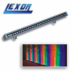 LEXOR LED Wall Washer 36x1W