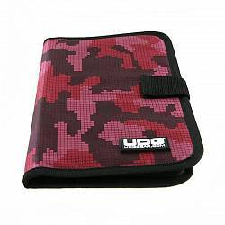 Папка для дисков UDG CD Wallet 24 Camo Pink