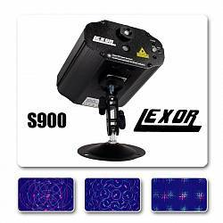 LEXOR S900 Mini Laser Light