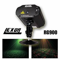 LEXOR RG900 Mini Laser Light RG