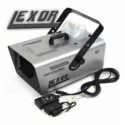 LEXOR Snow Machine SM-1200 генератор снега