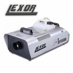 LEXOR Fog Machine F-2000 DMX генератор дыма