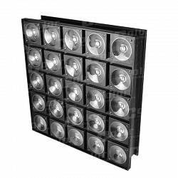 SOLISTA LED Pixel MATRIX Blinder Light 25x30W 3in1 RGB прожектор