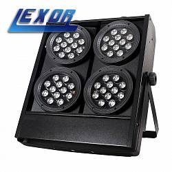 LEXOR LED Blinder 4 (48 х 3W)